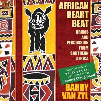 African Heartbeat (CD)