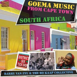 Goema Music From Cape Town (CD)