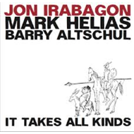 It Takes All Kinds (CD)
