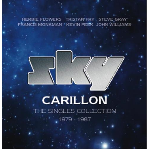 Carillon - The Singles Collection 1979-1987 (2CD)