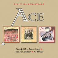 Produktbilde for Five-A-Side/Time For Another/No Strings (2CD)