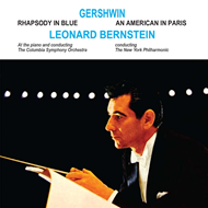 Rhapsody In Blue/An American In Paris (CD)
