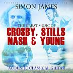 Produktbilde for The Great Music Of Crosby, Stills, Nash & Young (CD)