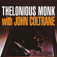 Produktbilde for Thelonious Monk With John Coltrane (CD)
