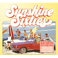 Sunshine Sixties - 60 Hits Of The 60s (3CD)