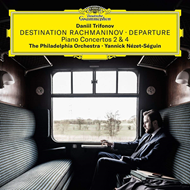 Produktbilde for Daniil Trifonov - Destination Rachmaninov - Departure (CD)