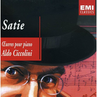 Satie: Oeuvres Piano (2CD)