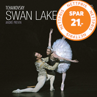 Produktbilde for Tchaikovsky: Swan Lake (2CD)