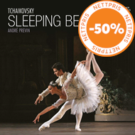 Produktbilde for Tchaikovsky: Sleeping Beauty (2CD)