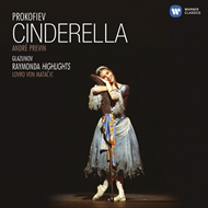 Produktbilde for Prokofiev: Cinderella (2CD)