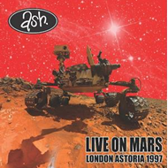 Produktbilde for Live On Mars: London Astoria 1997 (CD)