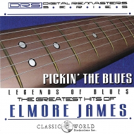 Pickin' The Blues: Greatest Hits Of Elmore James (CD)