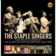 Produktbilde for For What It's Worth: The Complete Epic Recordings 1964-1968 (3CD)