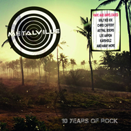 Ten Years Of Rock (CD)