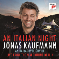Jonas Kaufmann - An Italian Night: Live From The Waldbühne Berlin (CD)
