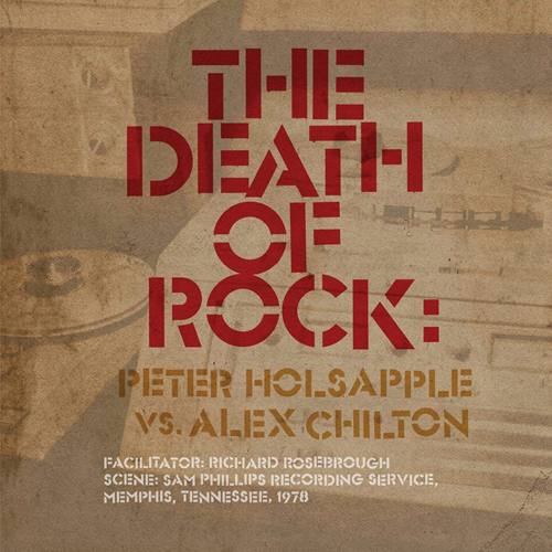 The Death Of Rock (CD)