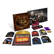 Running Wild - Pieces Of Eight: The Singles, Live And Rare 1984-1994 (7CD + 2LP)