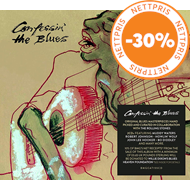 Produktbilde for Confessin' The Blues - Curated By The Rolling Stones (2CD)