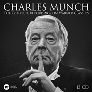 Charles Munch - The Complete Recordings On Warner Classics (13CD)