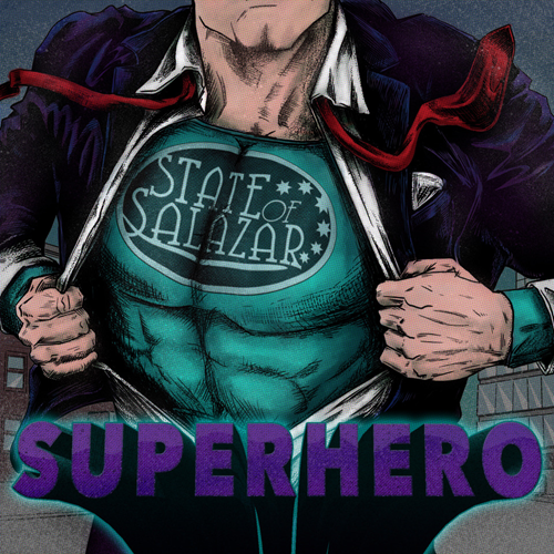 Superhero (CD)