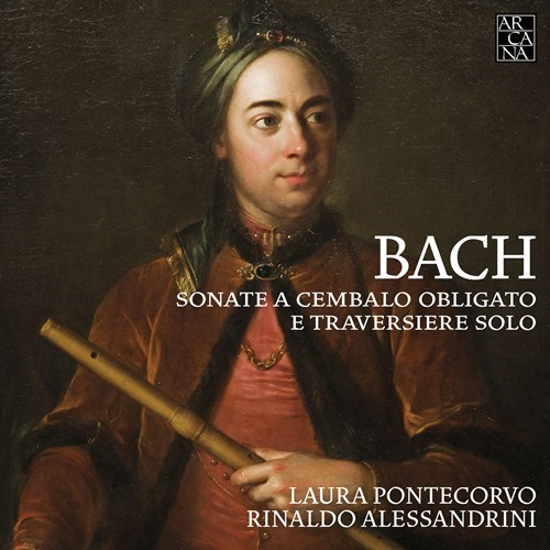 Bach: Sonate A Cembalo Obligato E Traversiere Solo (CD)