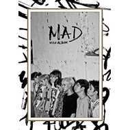 Mad - Vertical Version (CD)