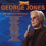 George Jones & Friends - 50th Anniversary Tribute Concert (2CD + DVD)