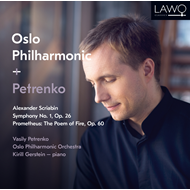 Scriabin: Symphony No. 1, Op. 26 / Prometheus: The Poem Of Fire, Op. 60 (CD)