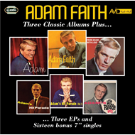 Produktbilde for Three Classic Albums Plus (2CD)