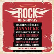 Rock Of Norway (CD)