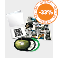 Produktbilde for The Beatles (The White Album) - Limited Deluxe Edition (3CD)