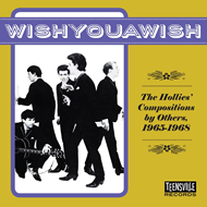 Produktbilde for Wishyouawish (The Hollies' Compositions By Others, 1965-1968) (CD)