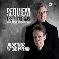 Ian Bostridge & Antonio Pappano - Requiem: The Pity Of War (CD)