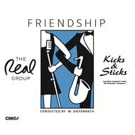 Produktbilde for Friendship (CD)