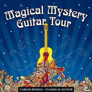 Magical Mystery Guitar Tour (CD)