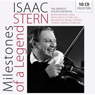 Produktbilde for Greatest Violin Concertos (10CD)