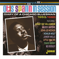 Produktbilde for In Session;Diary Of A Chicago Bluesman (2CD)