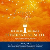 Presidential Suite: Eight Variations On Freedom (CD)