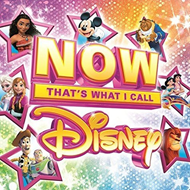 Produktbilde for Now That's What I Call Disney (UK-import) (4CD)