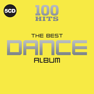 100 Hits - Best Dance Album (5CD)