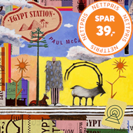 Produktbilde for Egypt Station (CD)