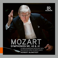 Produktbilde for Mozart: Symphonies Nos. 40 & 41 (CD)