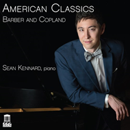 Produktbilde for American Classics - Berber And Copland (CD)