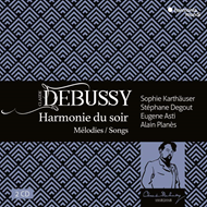 Debussy: Harmonie Du Soir: Songs (2CD)