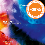 Produktbilde for Messiaen: La Nativité Du Seigneur (CD)
