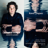 Produktbilde for Ravel & Duparc: Aimer Et Mourir - Danses Et Melodies (CD)