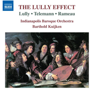 The Lully Effect (CD)