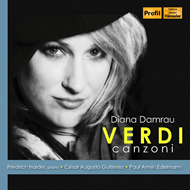 Produktbilde for Verdi: Canzoni (CD)