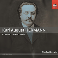 Produktbilde for Hermann: Complete Piano Music (CD)