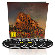 Garden Of Titans: Live At The Red Rocks Amphitheatre - Limited Earbook Edition (2CD + DVD + Blu-ray)